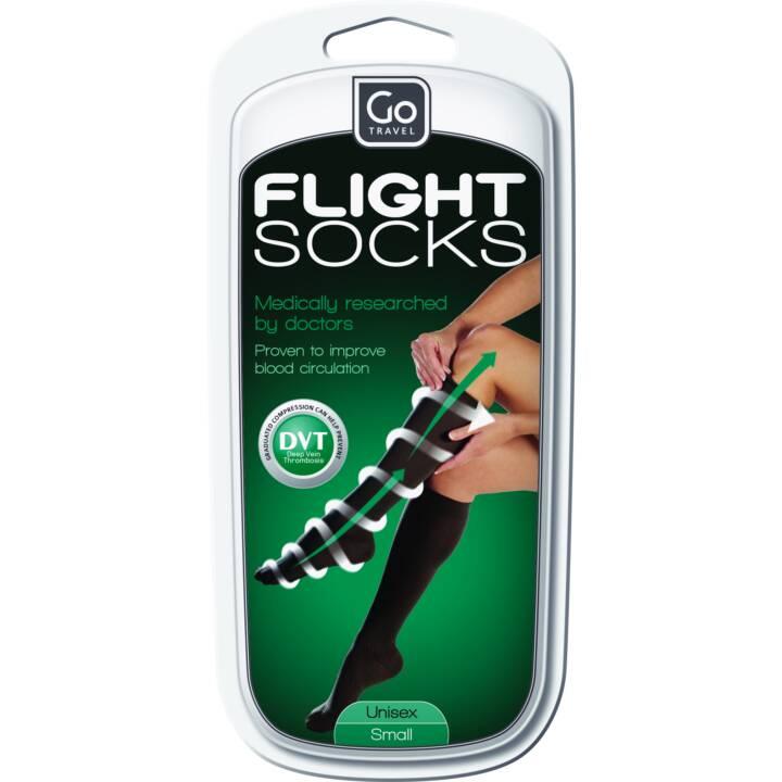 GO TRAVEL Flight Support (Small) Compression Flight Socks