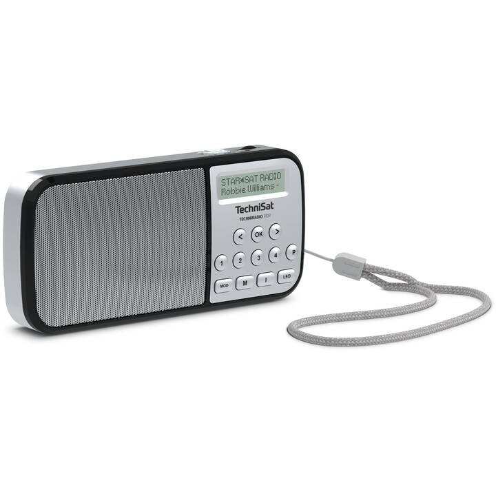 TECHNISAT RDR Radio digitale (Argento)