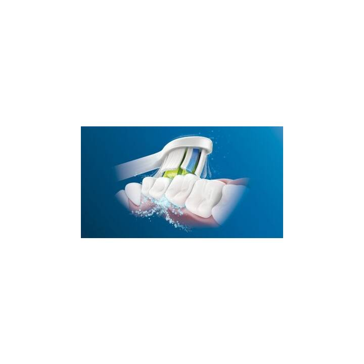PHILIPS Zahnbürstenkopf Sonicare W Optimal White (4 Stück)
