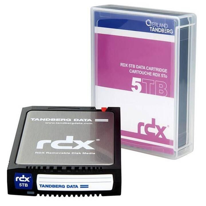 TANDBERG DATA 8862-RDX (5000 GB)