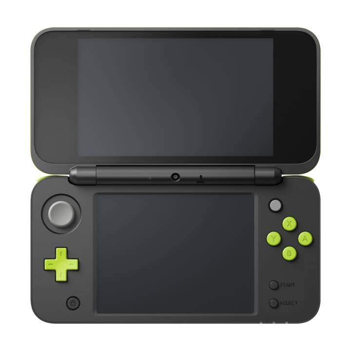 NINTENDO New Nintendo 2DS XL, Black + Mario Kart 7 (D/F/I)