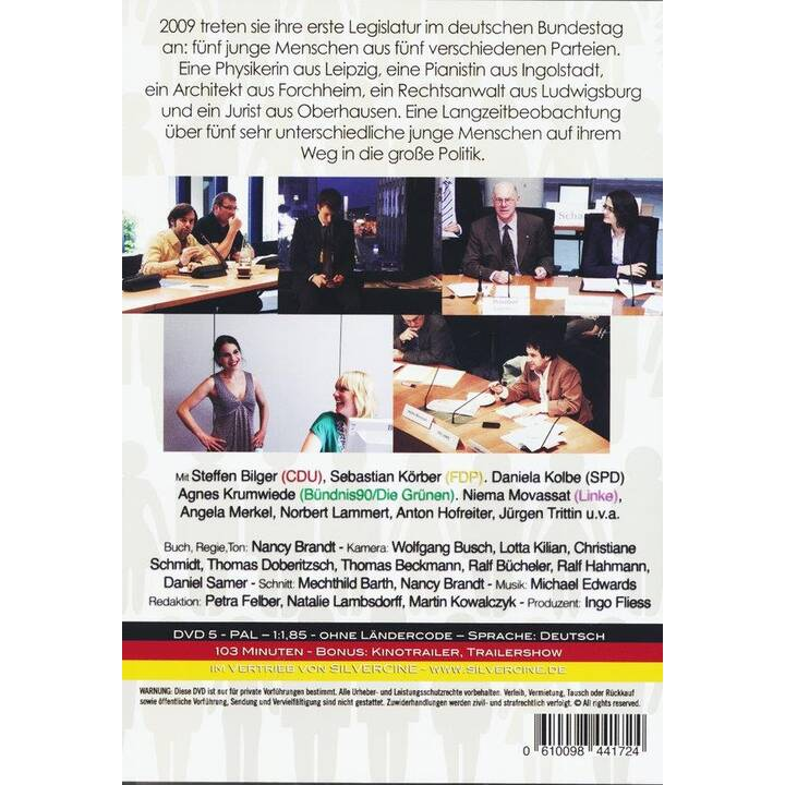Die Gewählten - Vier Jahre im Bundestag (DE)