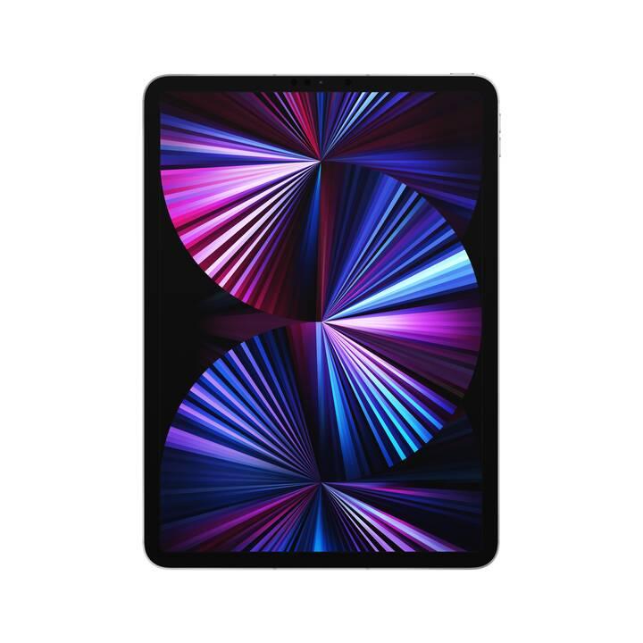 """APPLE iPad Pro 2021 WiFi + LTE (11"""", 256 GB, Silber)"""