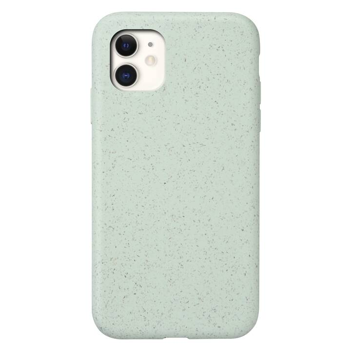 CELLULAR LINE Backcover Become  (iPhone 11, Verde)