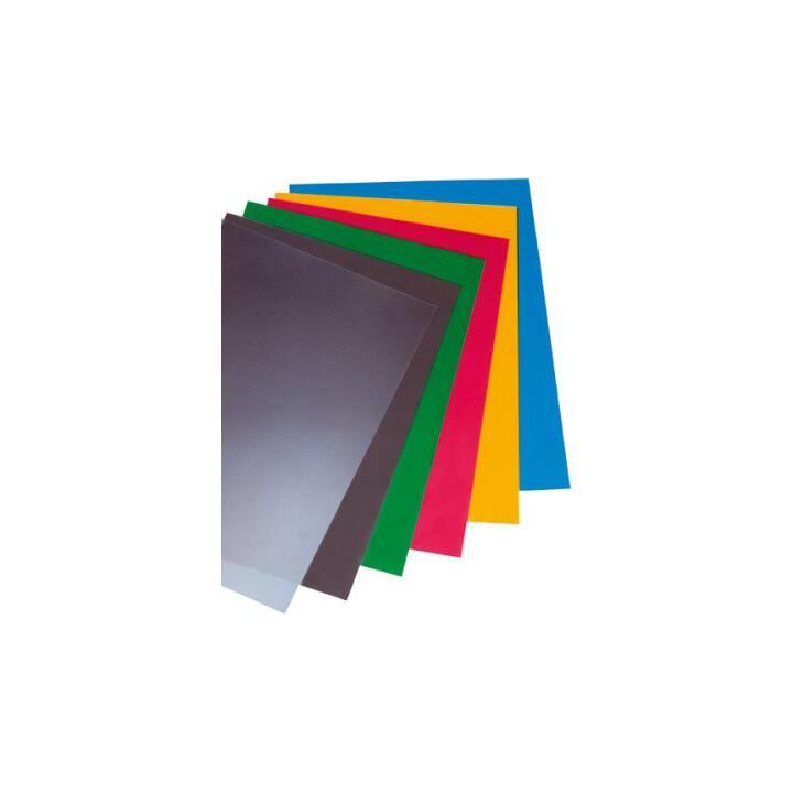 GOP Enveloppe de protection, A4, 0,2 mm, jaune, 100 pièces
