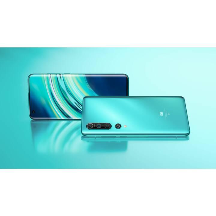 "XIAOMI Mi 10 (5G, 6.67"", 256 GB, 108 MP, Coral Green)"