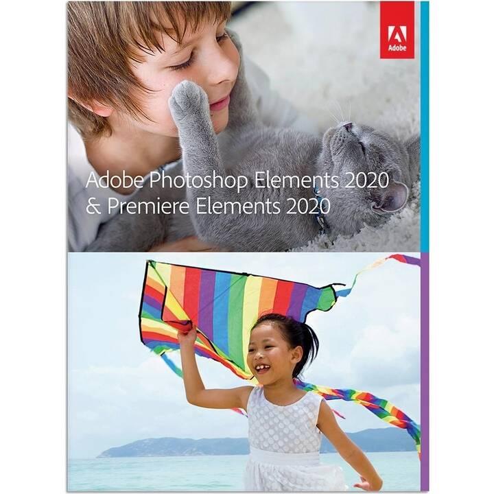 ADOBE Photoshop Elements 2020 & Premiere Elements 2020 (Mise à jour, Allemand)