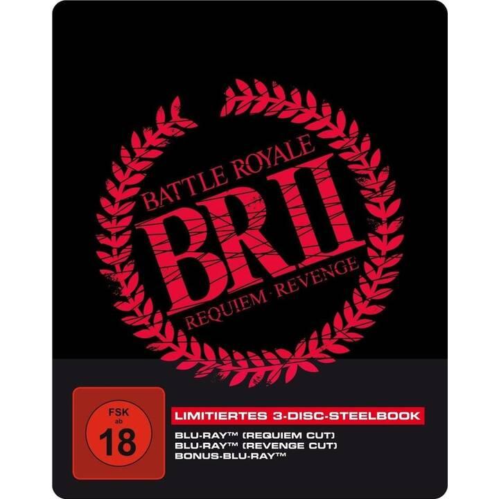 Battle Royale 2 (JA, DE)