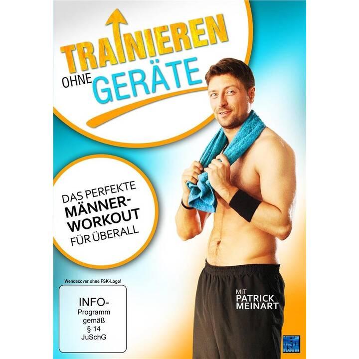 Trainieren ohne Geräte - Das perfekte Männerworkout für Überall (DE)
