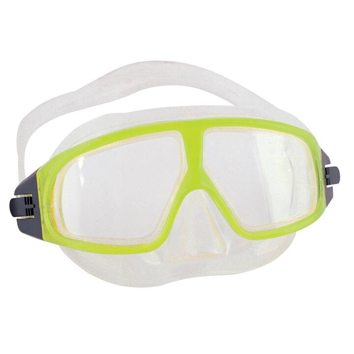 BESTWAY Masque de plongée (Enfants, Objectif en deux parties)