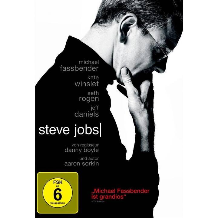 Steve Jobs (DE, TR, EN)