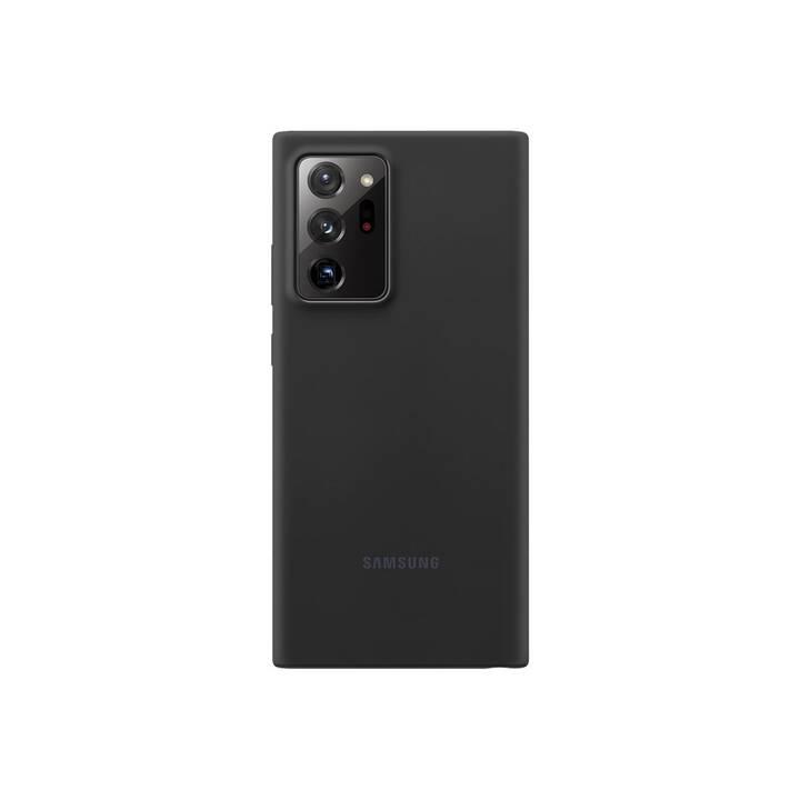 SAMSUNG Backcover (Galaxy Note 20 Ultra, Galaxy Note 20 Ultra 5G, Schwarz)