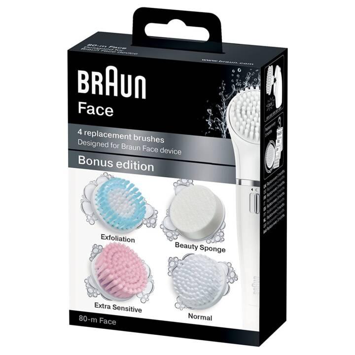 BRAUN FaceSpa 80-mv 4x