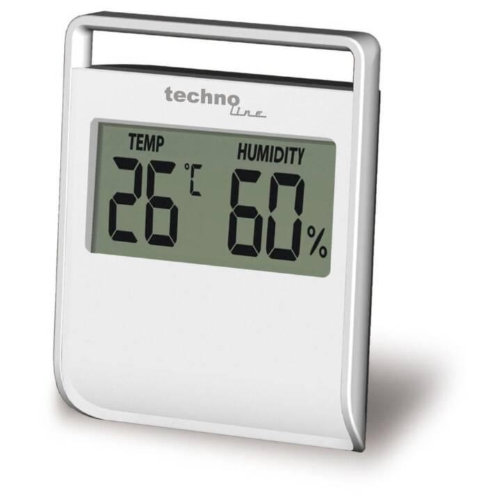 TECHNOLINE WS 9440 Thermo-/Hygrometer (Weiss)