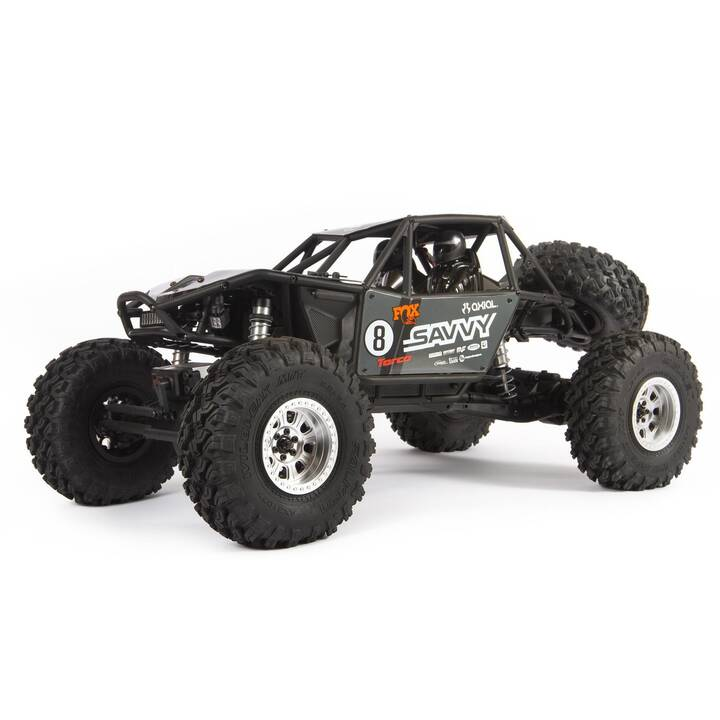 AXIAL RACING Bomber RR10 (Motore a spazzole, Li-Po, 1:10)