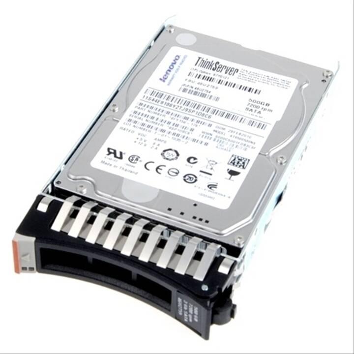 LENOVO 7XB7A00034 (SAS, 1 TB, Nero, Argento)