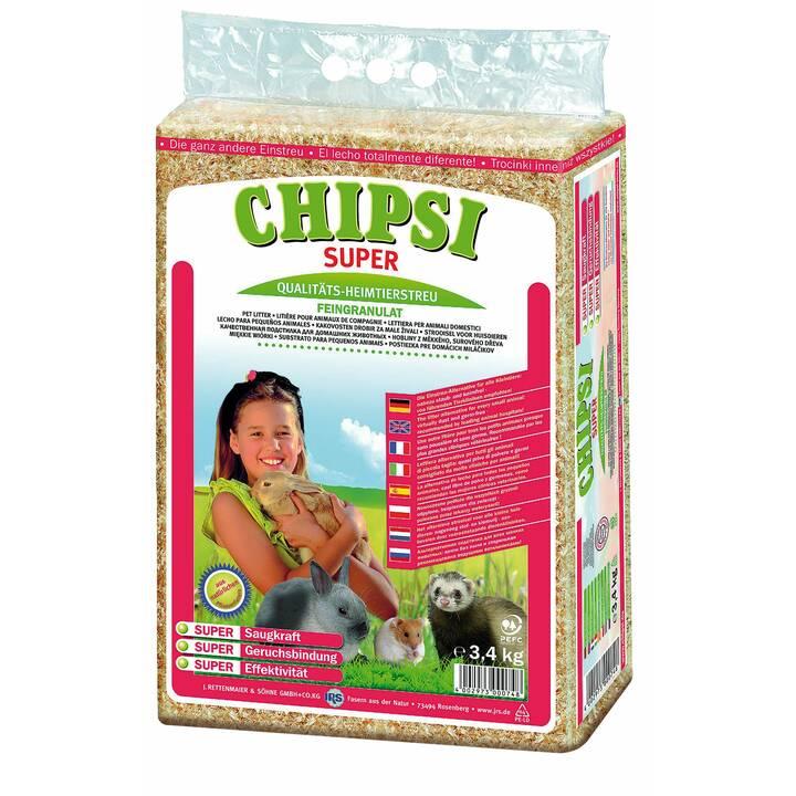 CHIPSI Super Einstreu (Alle Nager, Hobelspäne, 3.4 kg)
