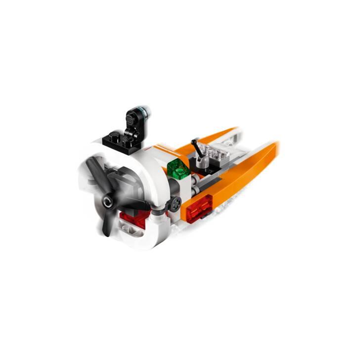 LEGO Creator 3-in-1 Bourdon de recherche (31071)