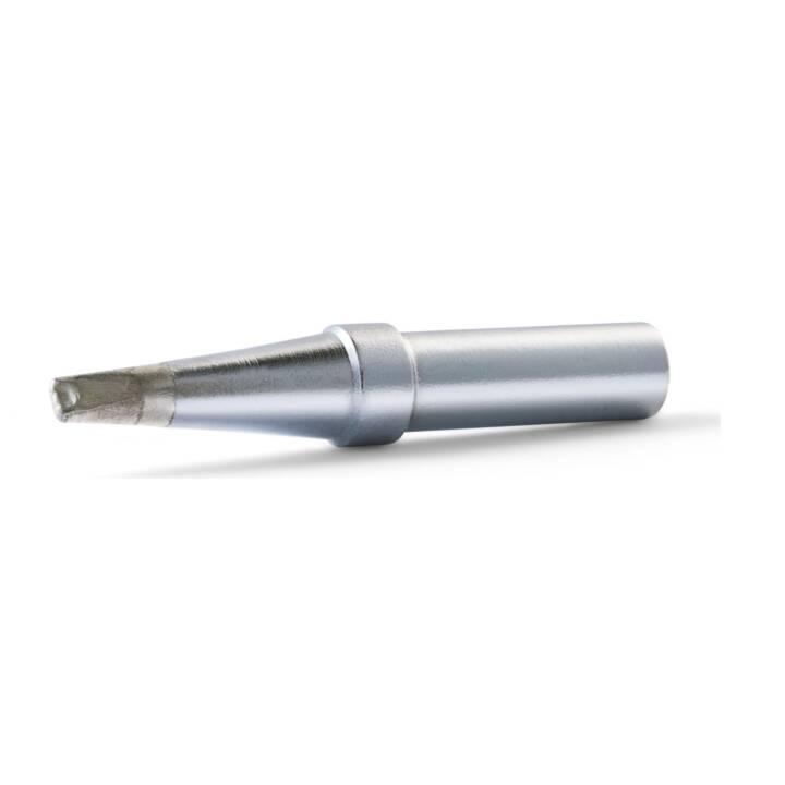WELLER Punte di saldatura di ricambio 4ETB-1 (Forma di scalpello)