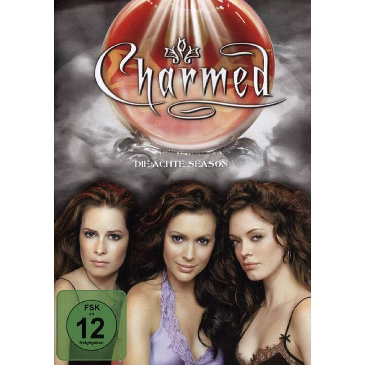 Charmed Staffel 8 (ES, FR, IT, DE, EN)