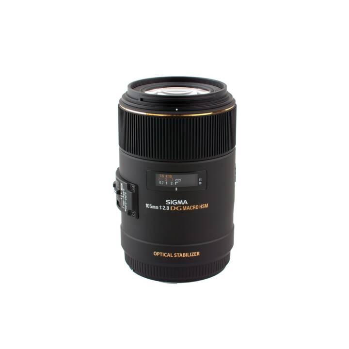 SIGMA 105mm EX DG OS HSM Nikon F