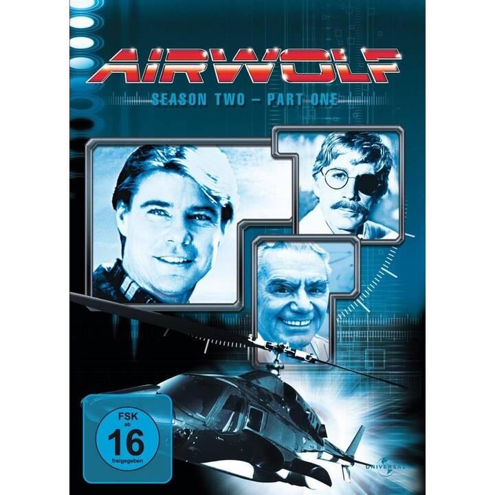 Airwolf Saison 2.1 (DE, EN)