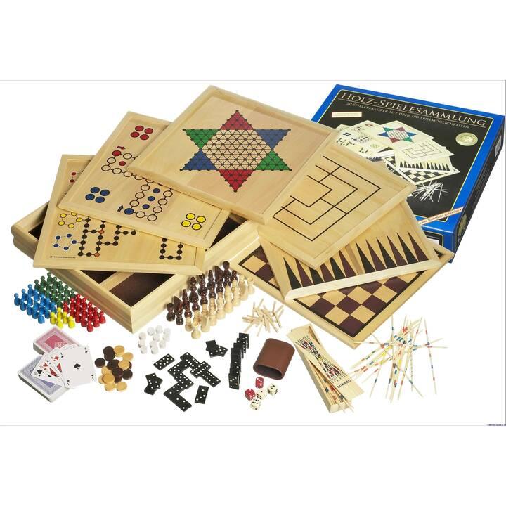 PHILOS Collection de jeux classique (Allemand)