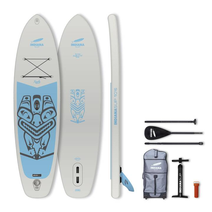 INDIANA Stand Up Paddle Board Family Pack (320 cm)