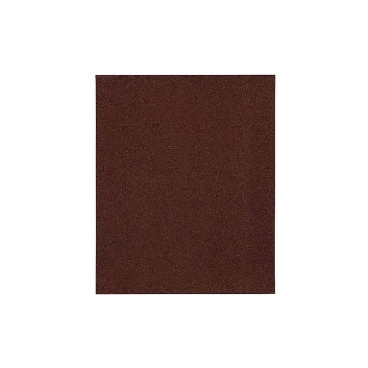 KWB Carte abrasive al corindone (80, 1 pezzo)