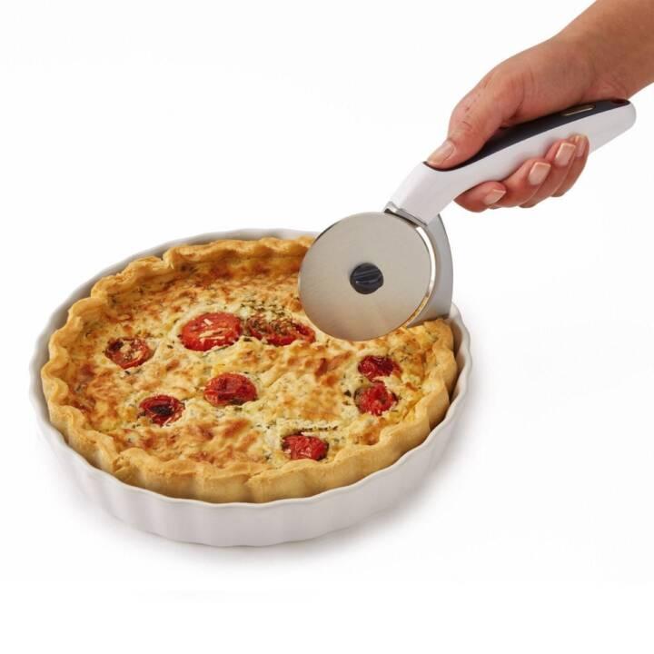 ZYLISS Sharpe Edge Ustensiles pour pizzas (Argent, Blanc, Gris)