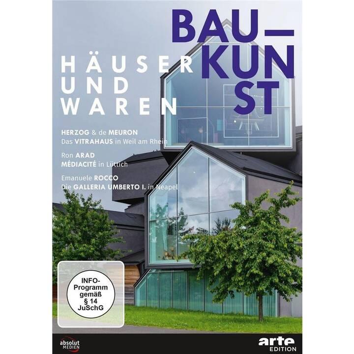 Baukunst - Häuser und Waren (DE)
