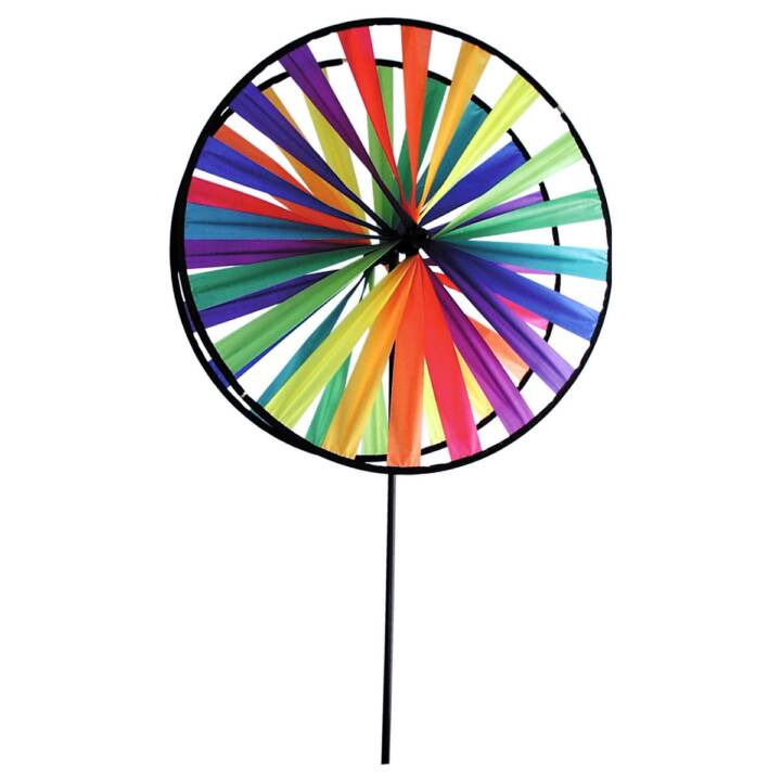 INVENTO-HQ Moulin à vent Magic (Multicolore, 63 cm x 138 cm)