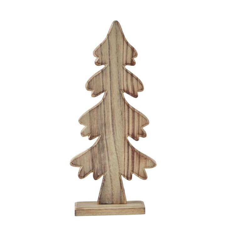 KJ COLLECTION Weihnachtsdeko Tannenbaum (25 cm, 1 Stück)