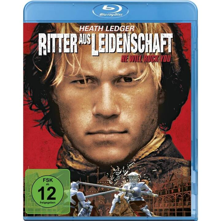 Ritter aus Leidenschaft (DE, EN)