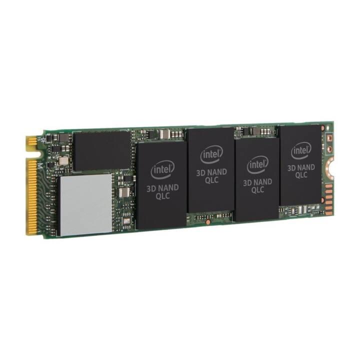 INTEL SSDPEKNW010T8X1  (PCI Express, 1 TB, Vert, Noir)
