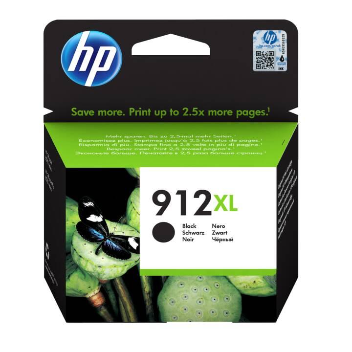 HP 912XL High Yield Black Original Ink C