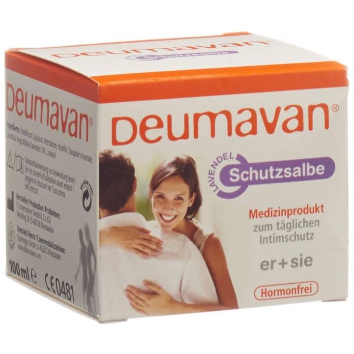 Deumavan Lavendel Schutzsalbe Ds 100 ml