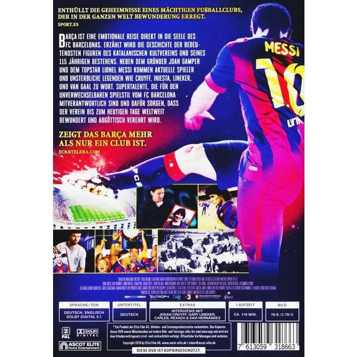 Barça - Der Traum vom perfekten Spiel (DE, EN)