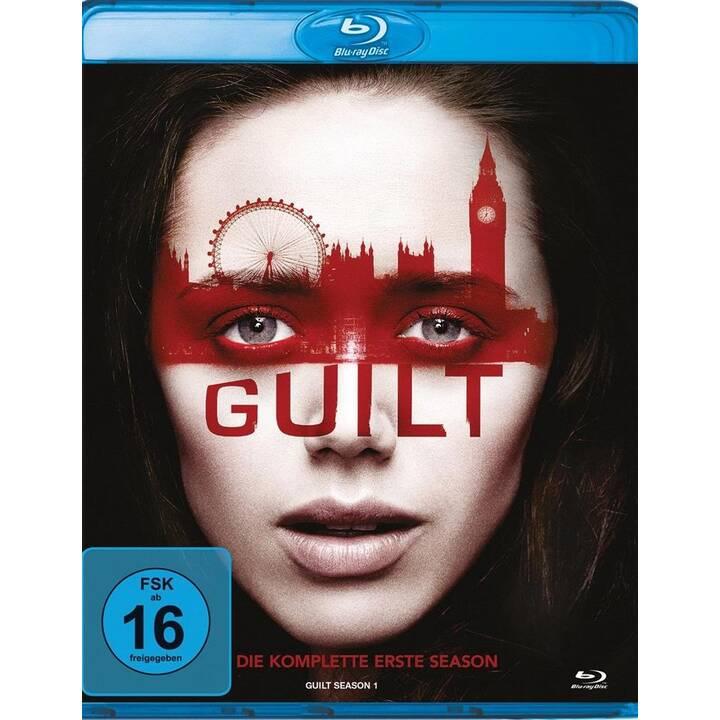 Guilt Saison 1 (FR, EN, DE)