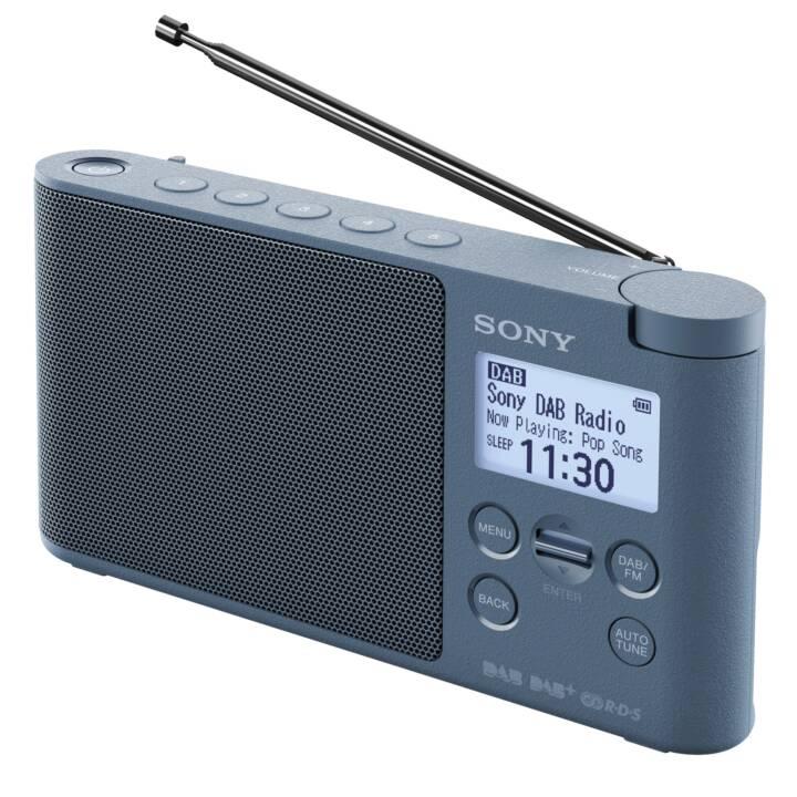 SONY XDR-S41D Digitalradio (Blau)