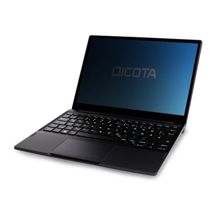 """Filtre de confidentialité pour ordinateur portable DICOTA Secret 2-Way 12"""" (2 voies)"""
