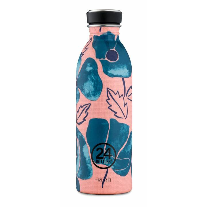 24BOTTLES Borraccia Urban (0.5 l, Pink, Blu, Blu scuro)