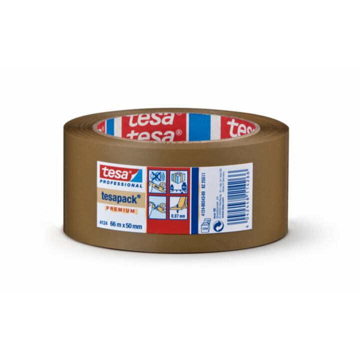 TESA SE Premium Nastri adesivi (66 m)