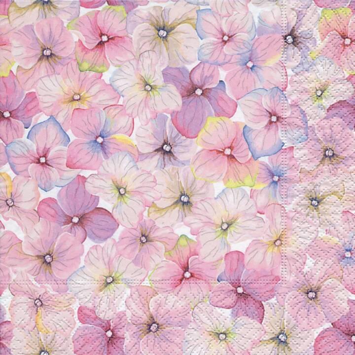 PAPER + DESIGN Serviette en papier Small Blossoms (20 Stk, Fleurs)
