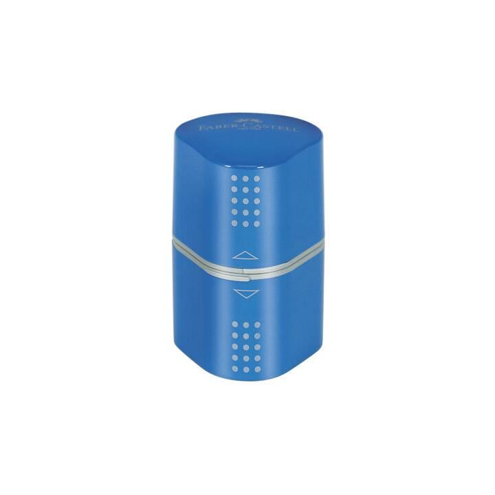 Faber-Castell Spitzer Grip 2001 bleu/mûre
