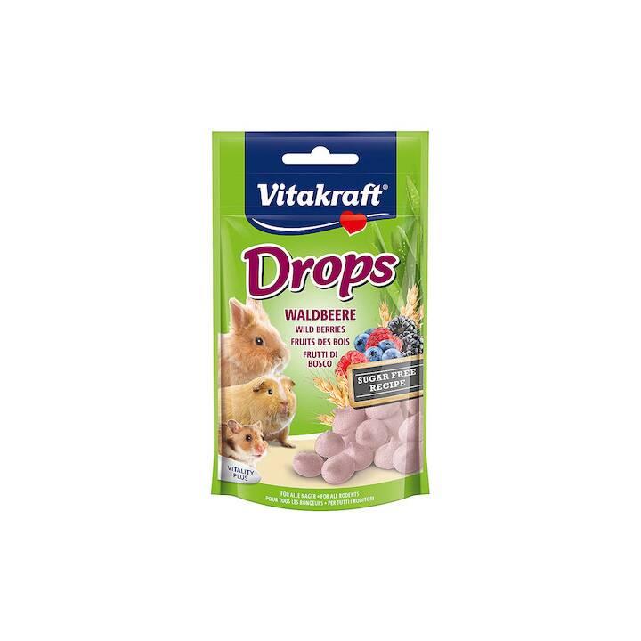 VITAKRAFT Drops Wild Berry Rodent, 75 g