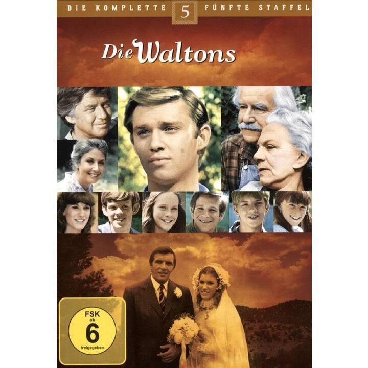Die Waltons Stagione 5 (DE, EN)