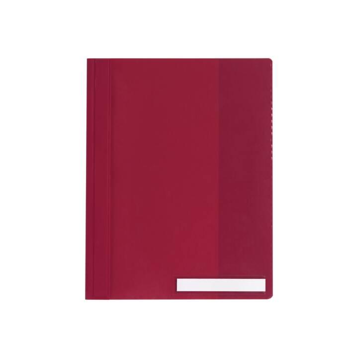 DURABILE Libretto di visualizzazione A4 Rosso
