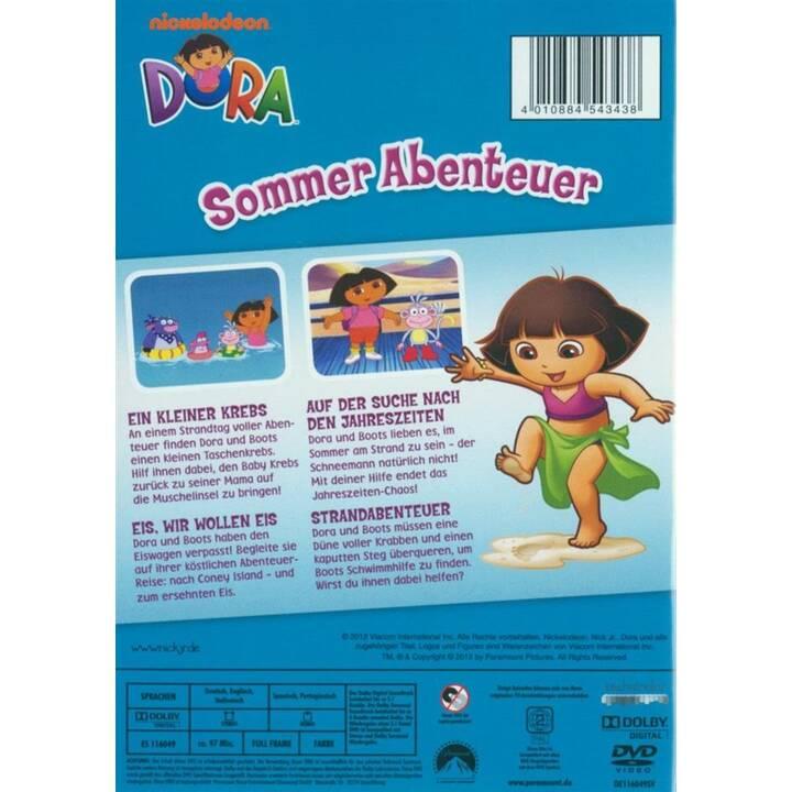 Dora - Sommerabenteuer (DE, EN, IT, PT, ES)