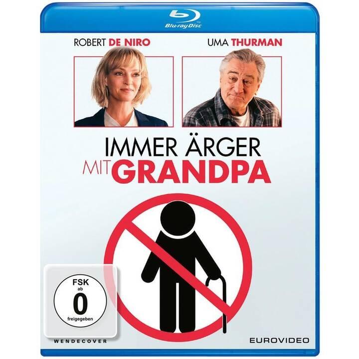 Immer Ärger mit Grandpa (DE, EN)